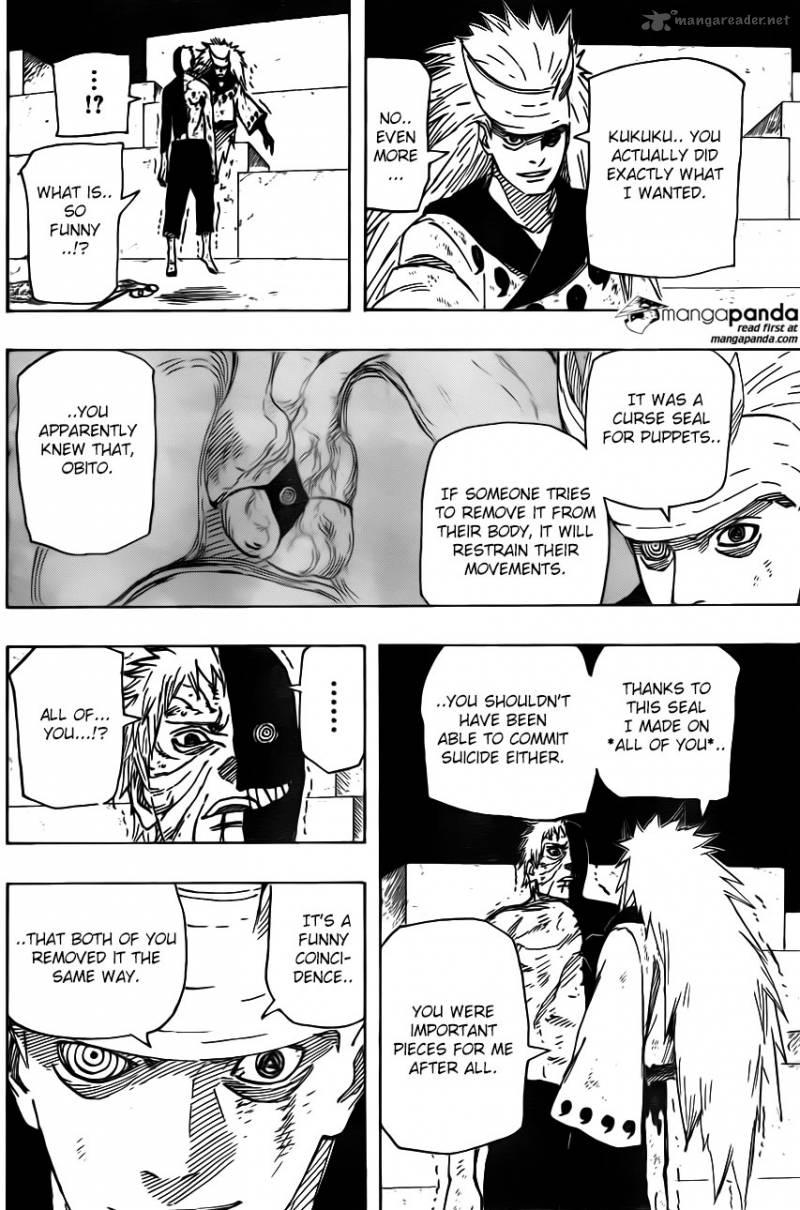 Naruto - Chapter 675