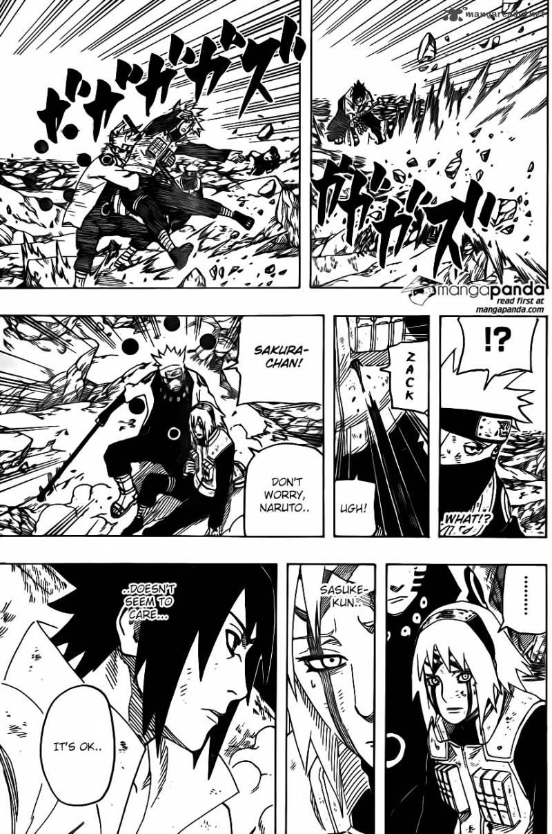 Naruto - Chapter 676