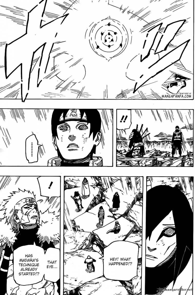 Naruto - Chapter 678