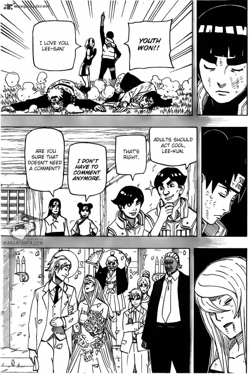 Naruto - Chapter 677