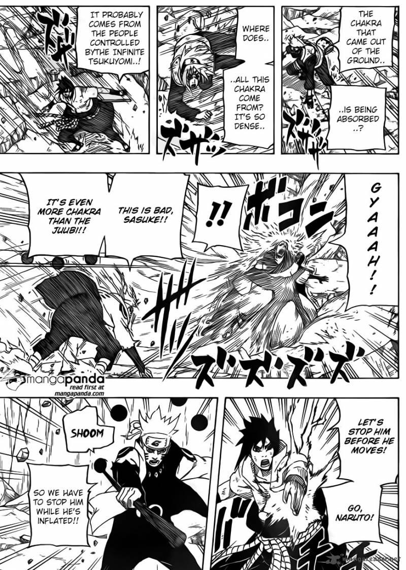 Naruto - Chapter 679