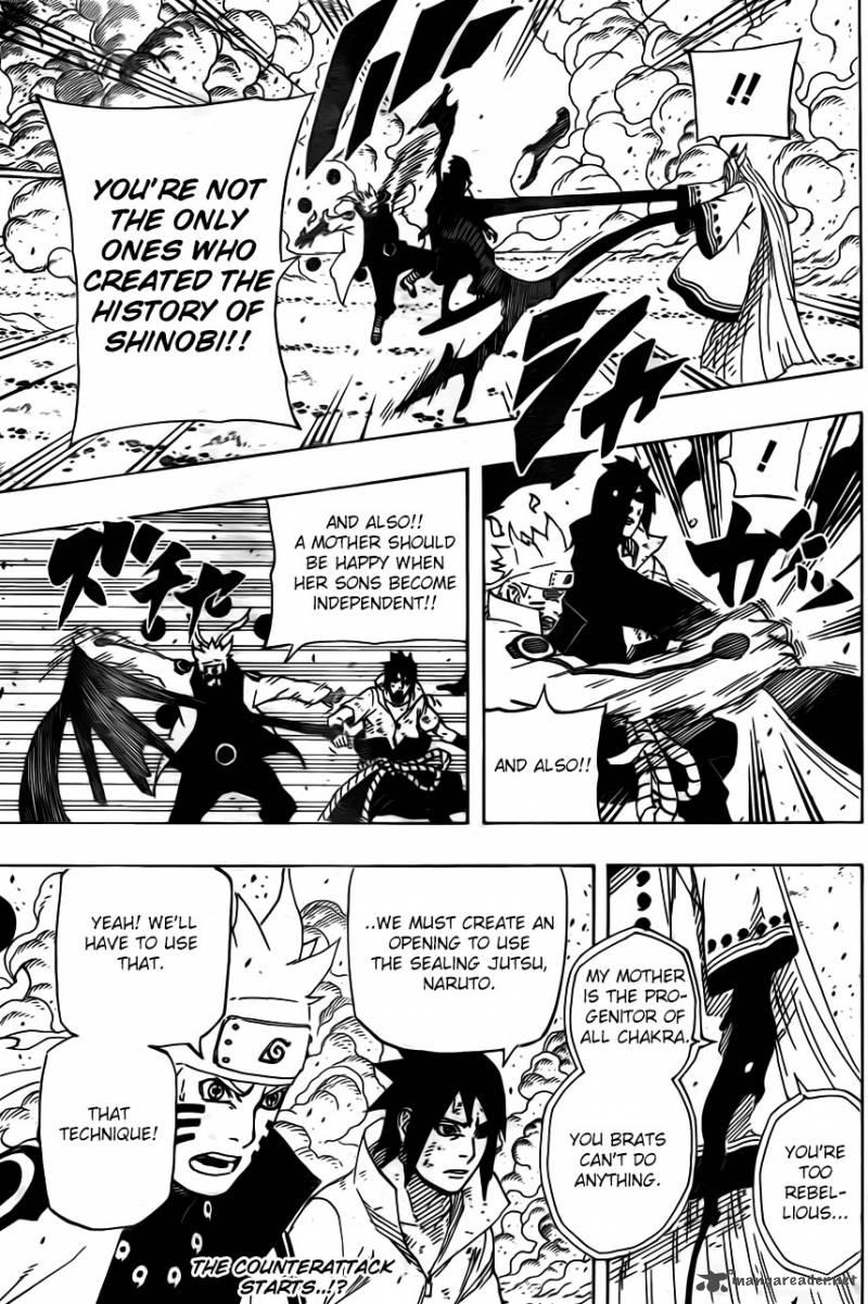 Naruto - Chapter 681