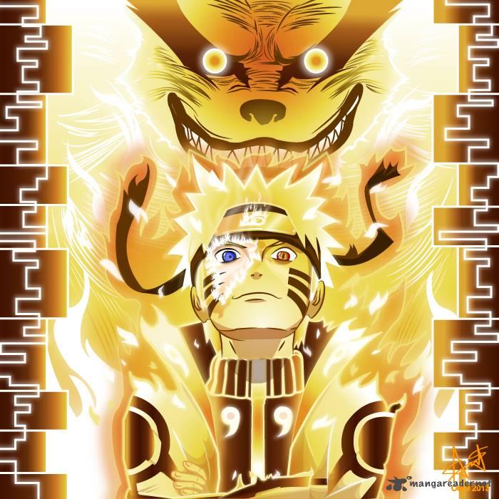 Naruto - Chapter 683