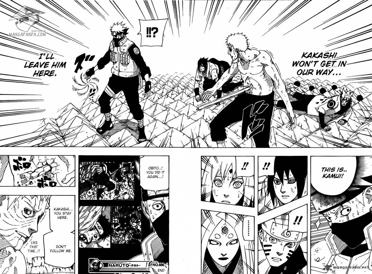 Naruto - Chapter 686
