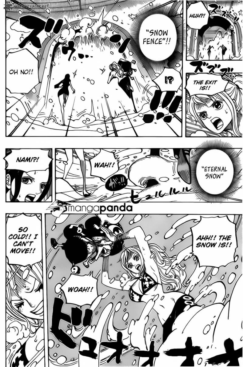 One Piece - Chapter 686