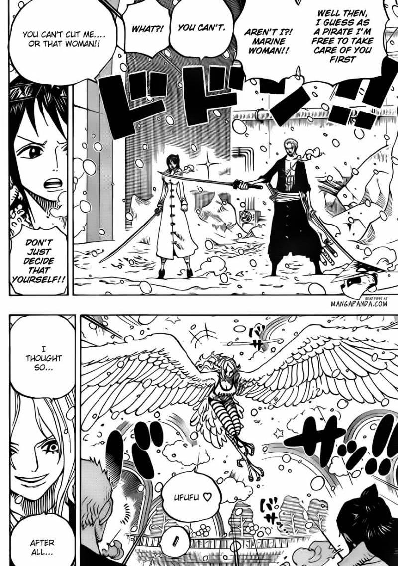 One Piece - Chapter 687