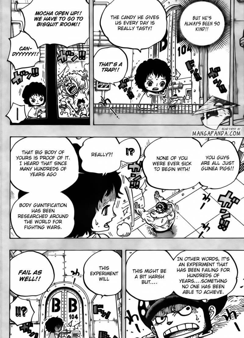 One Piece - Chapter 688