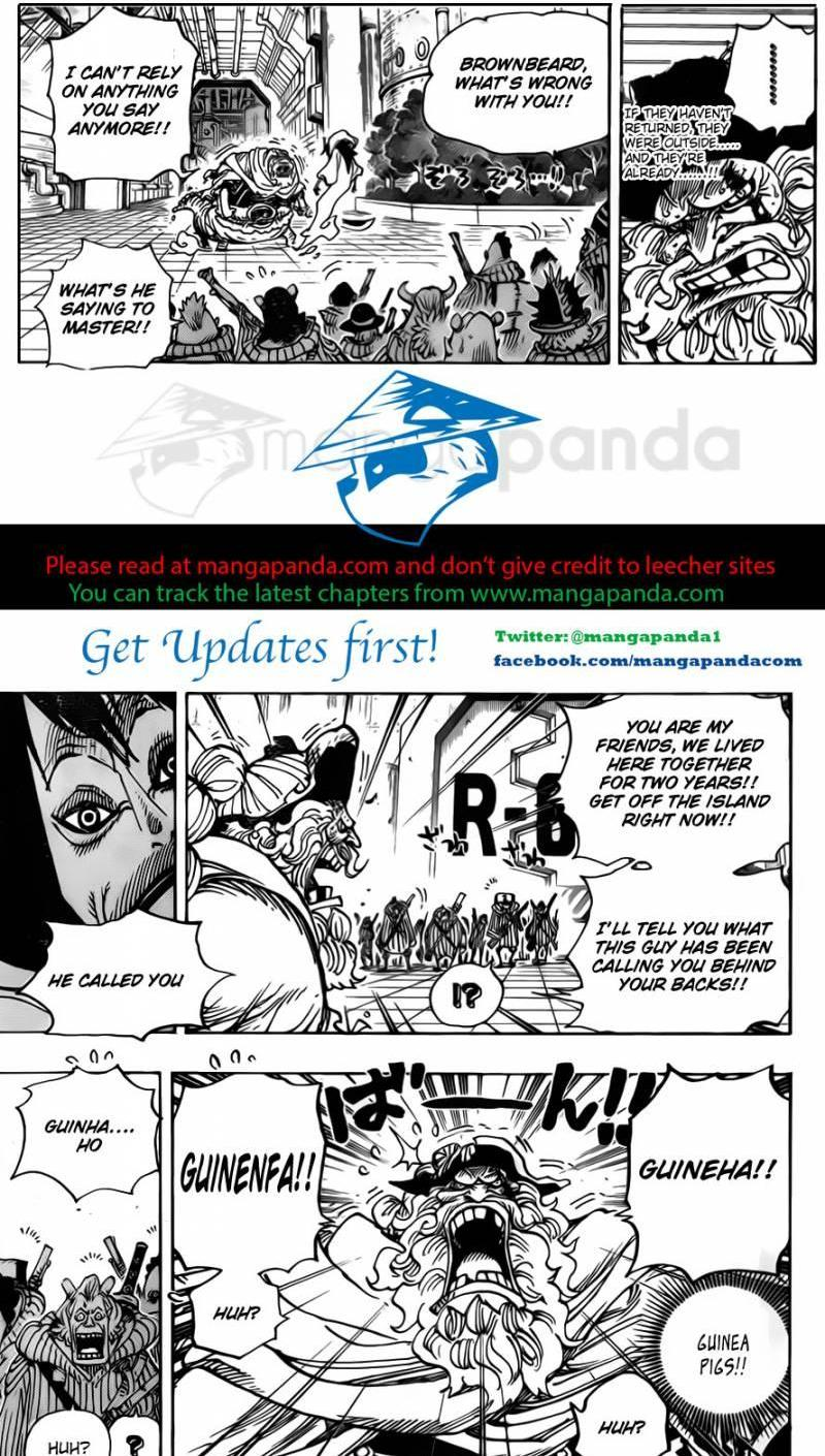 One Piece - Chapter 689