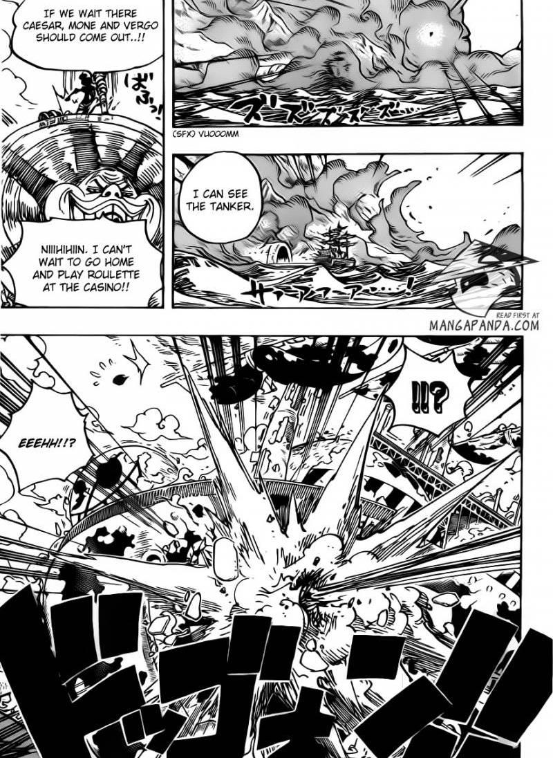 One Piece - Chapter 692