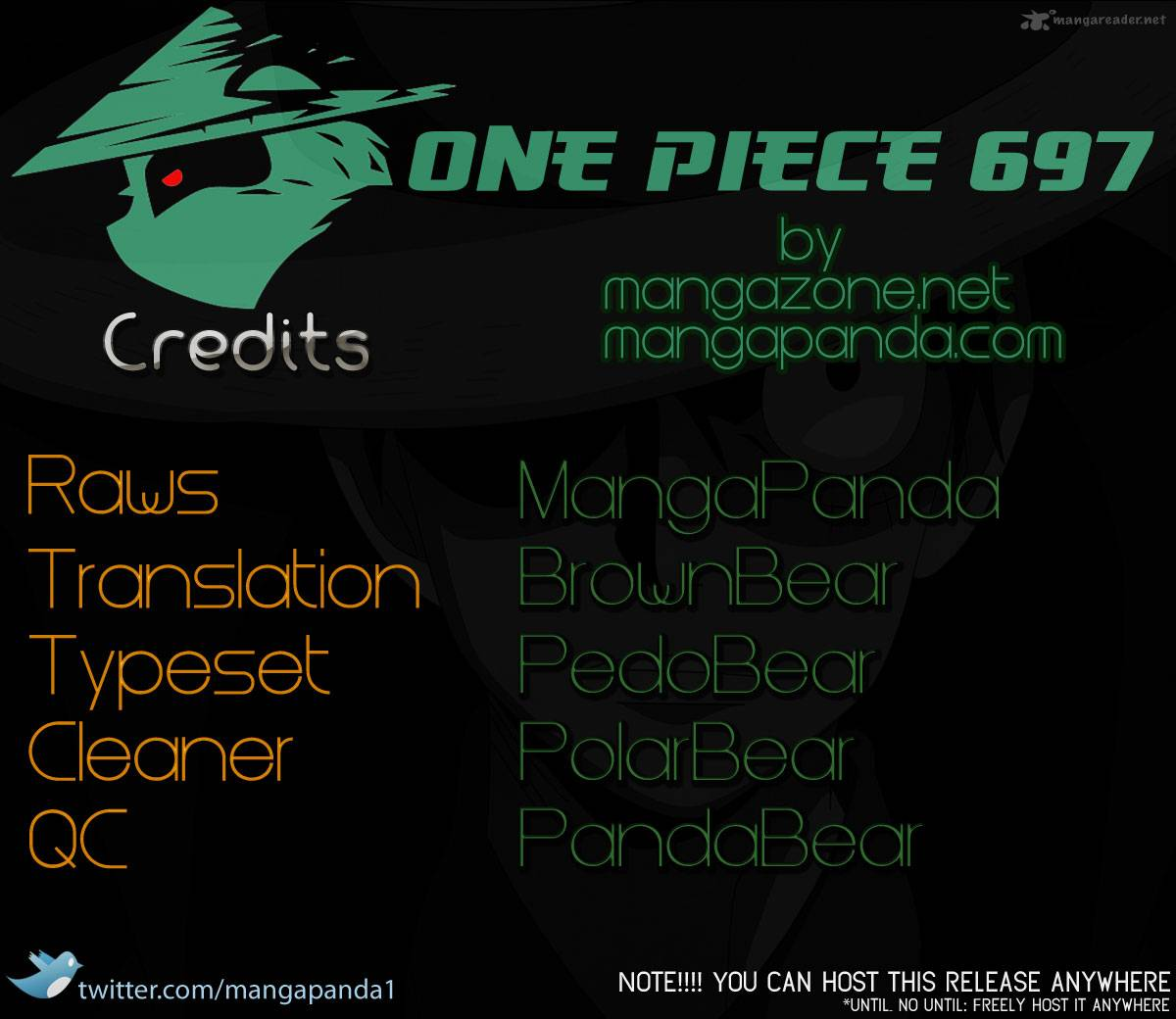 One Piece - Chapter 697
