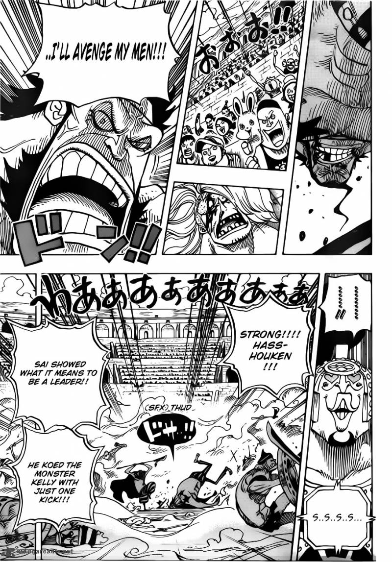 One Piece - Chapter 718