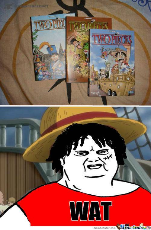 One Piece - Chapter 739