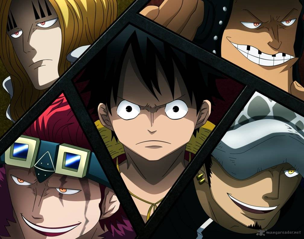 One Piece - Chapter 746