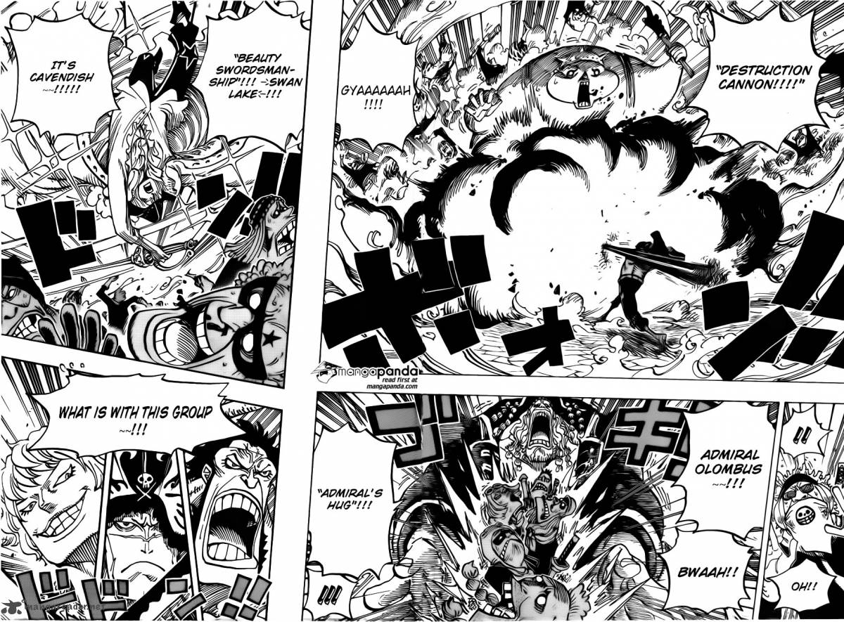 One Piece - Chapter 751