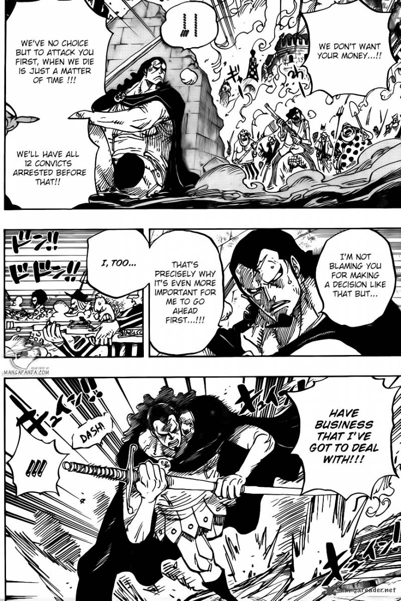 One Piece - Chapter 752