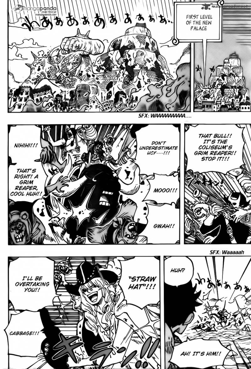 One Piece - Chapter 753