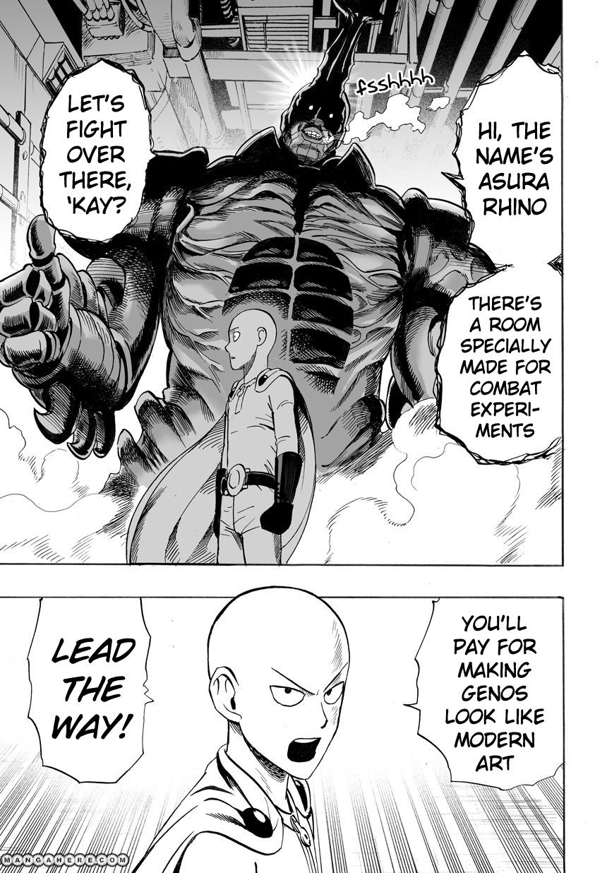 Onepunch-Man - Chapter 10