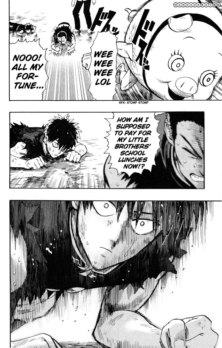 Onepunch-Man - Chapter 11