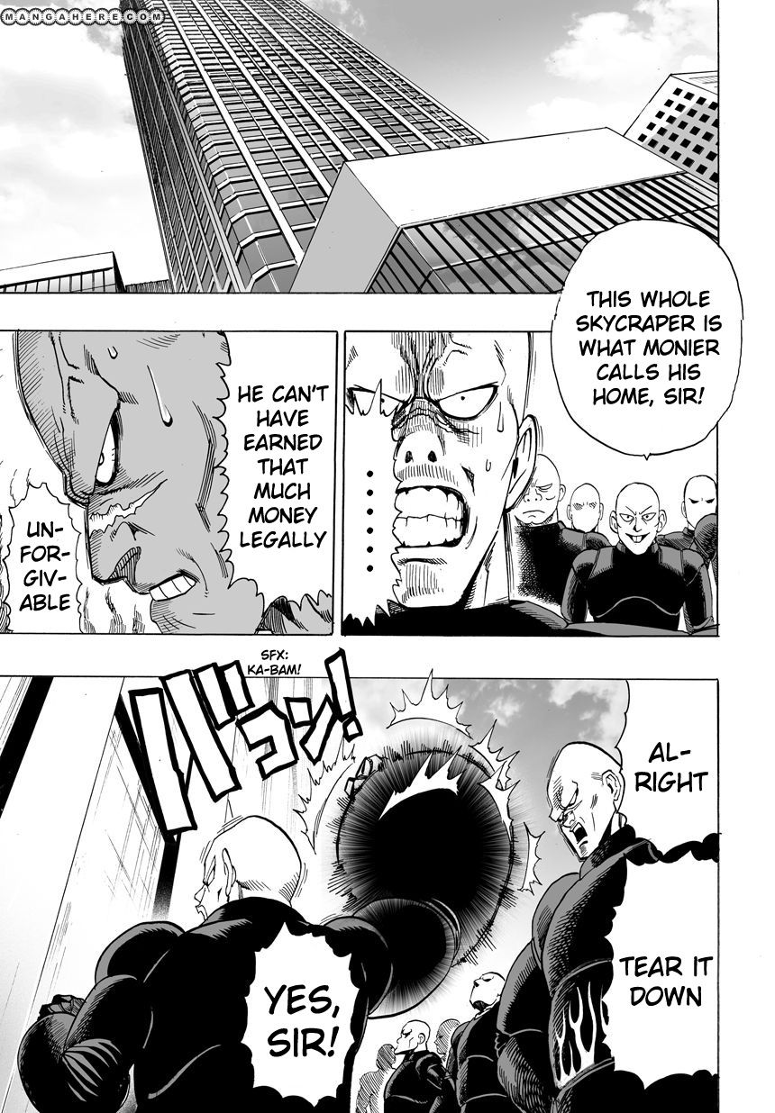 Onepunch-Man - Chapter 13