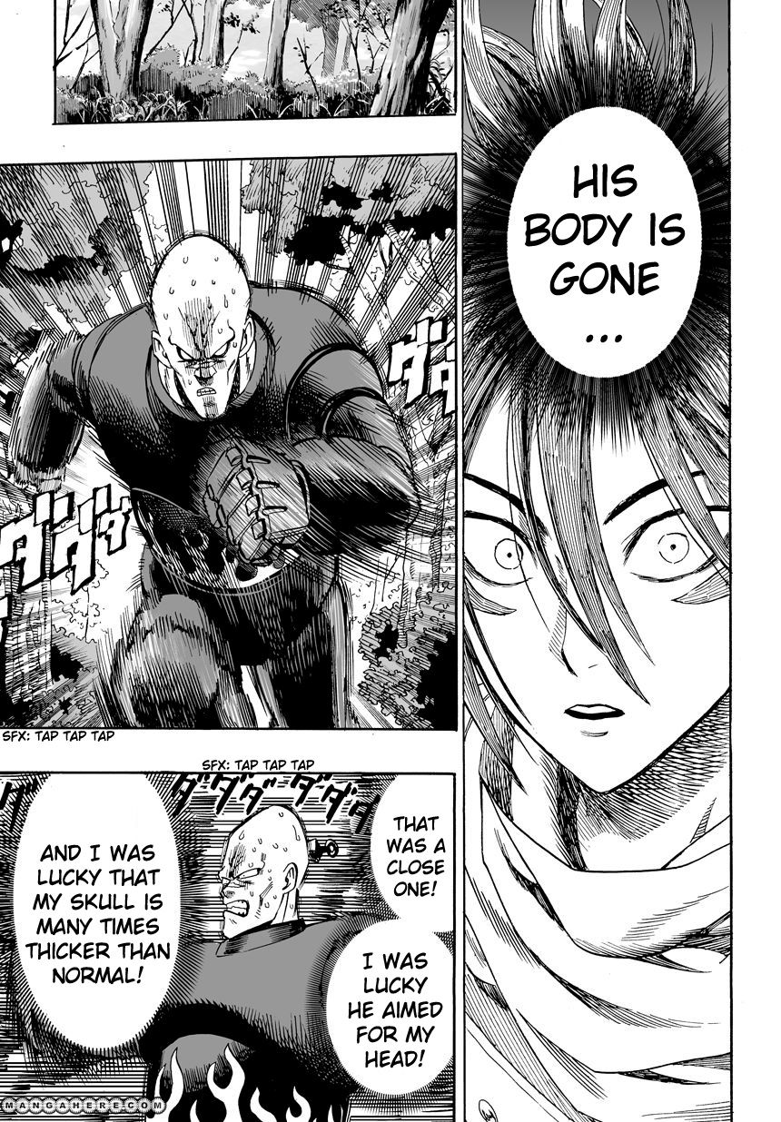 Onepunch-Man - Chapter 14