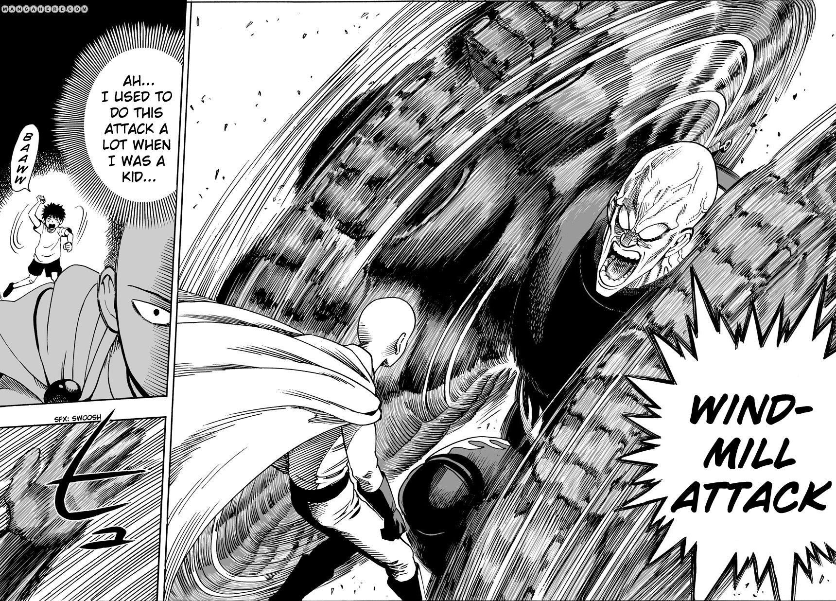 Onepunch-Man - Chapter 15