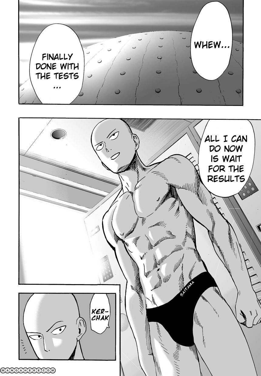 Onepunch-Man - Chapter 17
