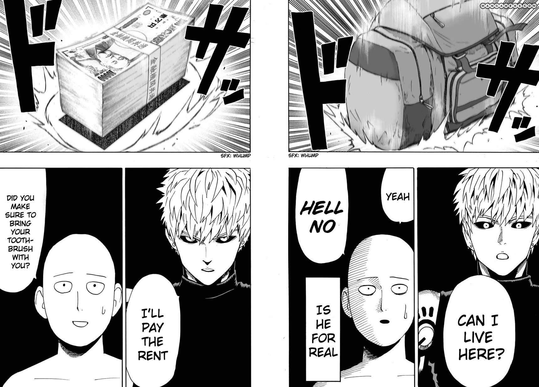 Onepunch-Man - Chapter 21