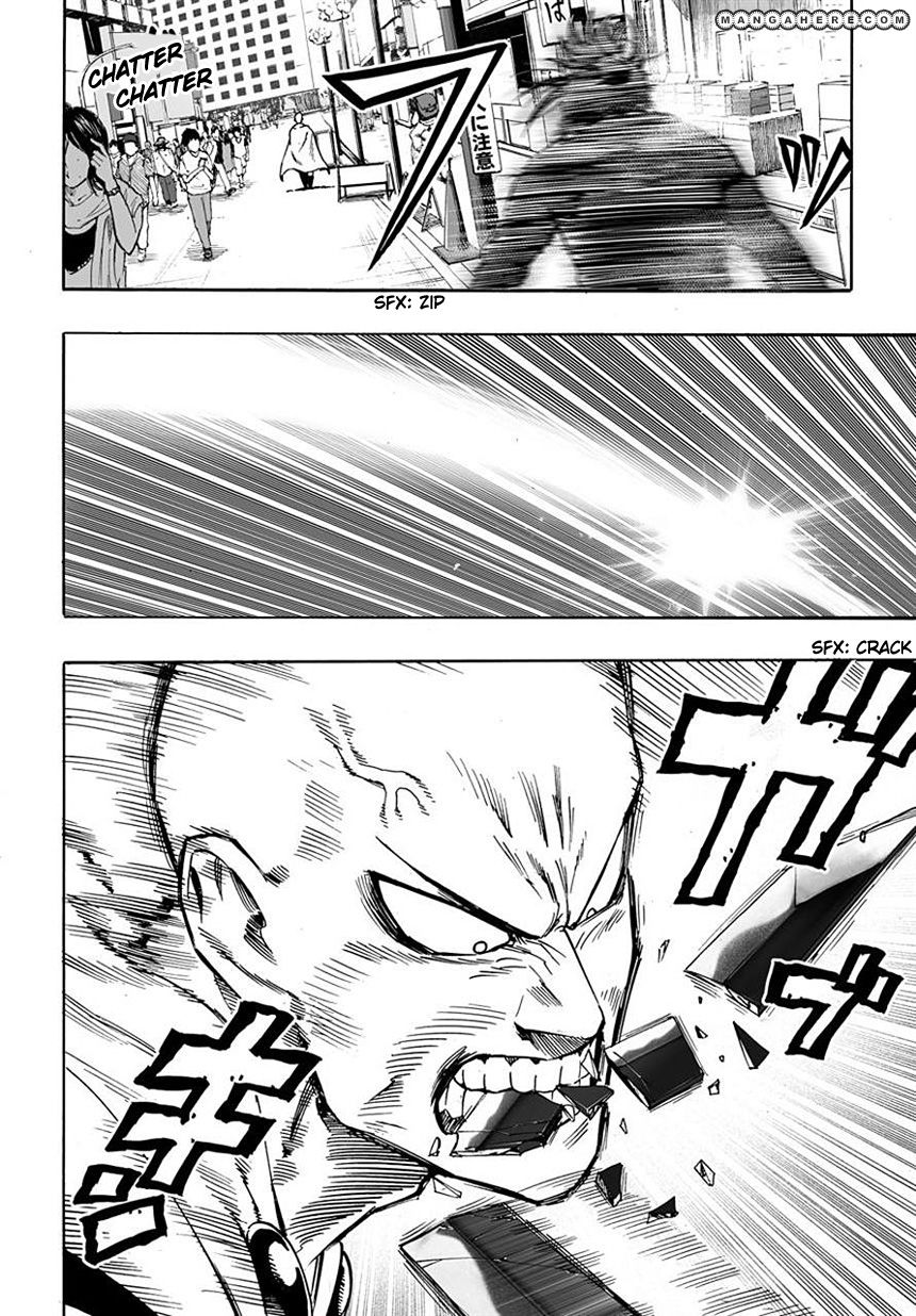 Onepunch-Man - Chapter 22