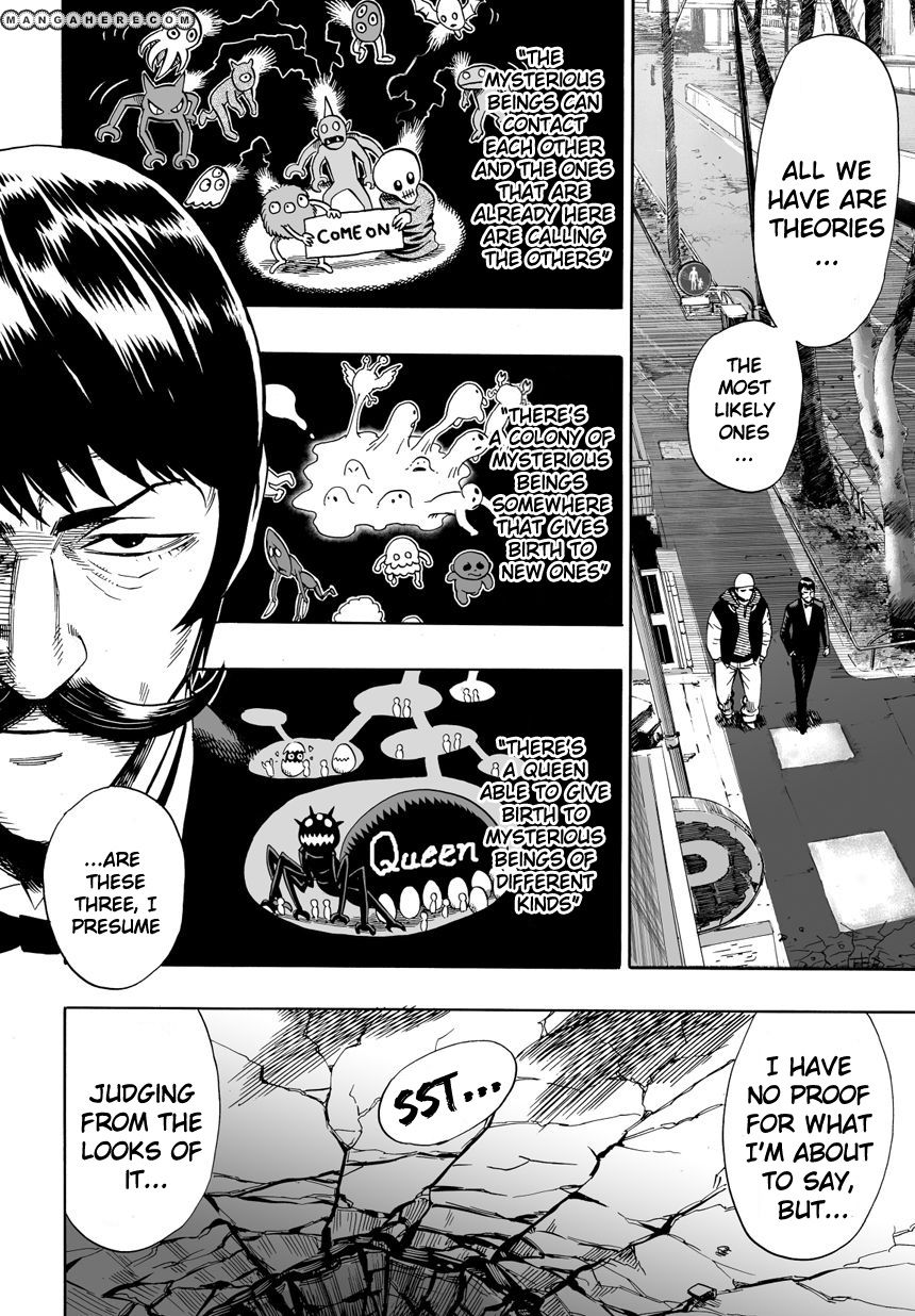 Onepunch-Man - Chapter 23