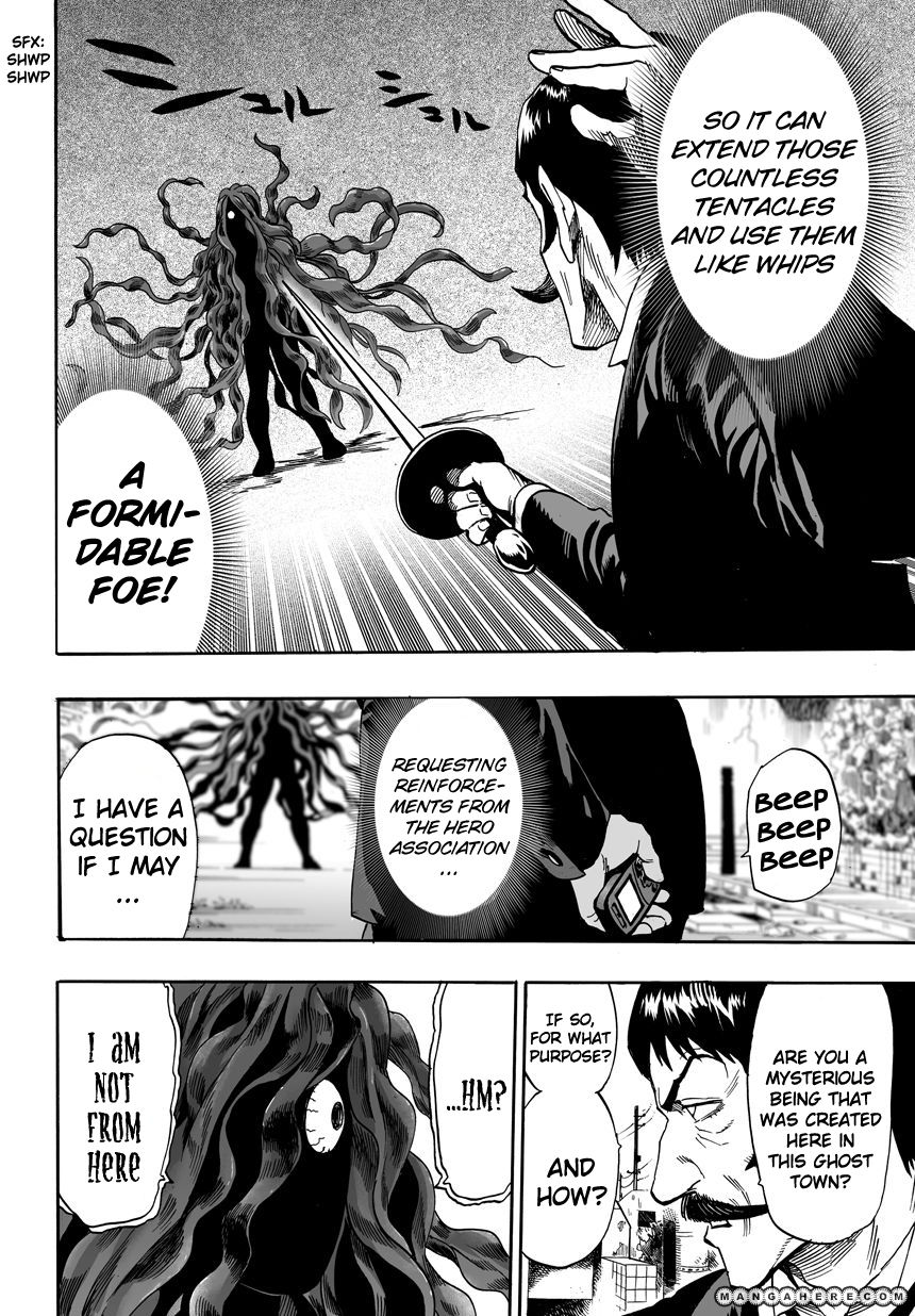 Onepunch-Man - Chapter 24