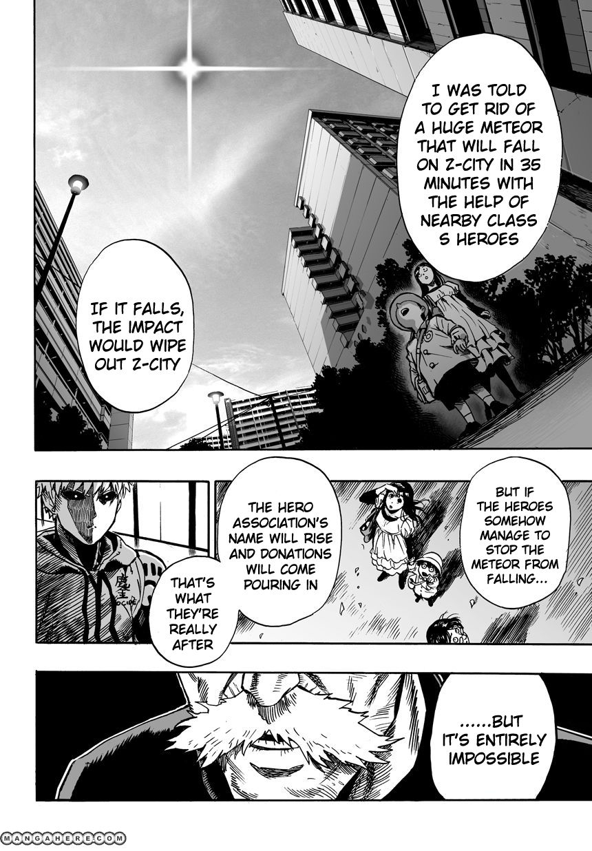 Onepunch-Man - Chapter 27