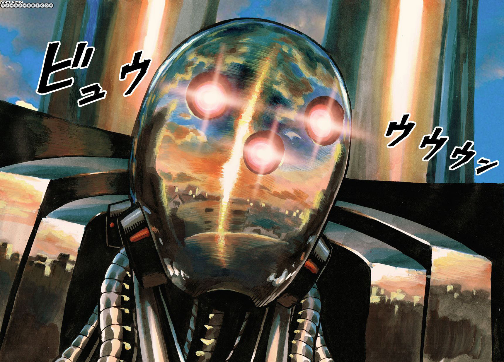 Onepunch-Man - Chapter 29
