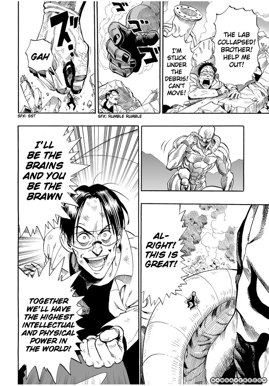 Onepunch-Man - Chapter 3