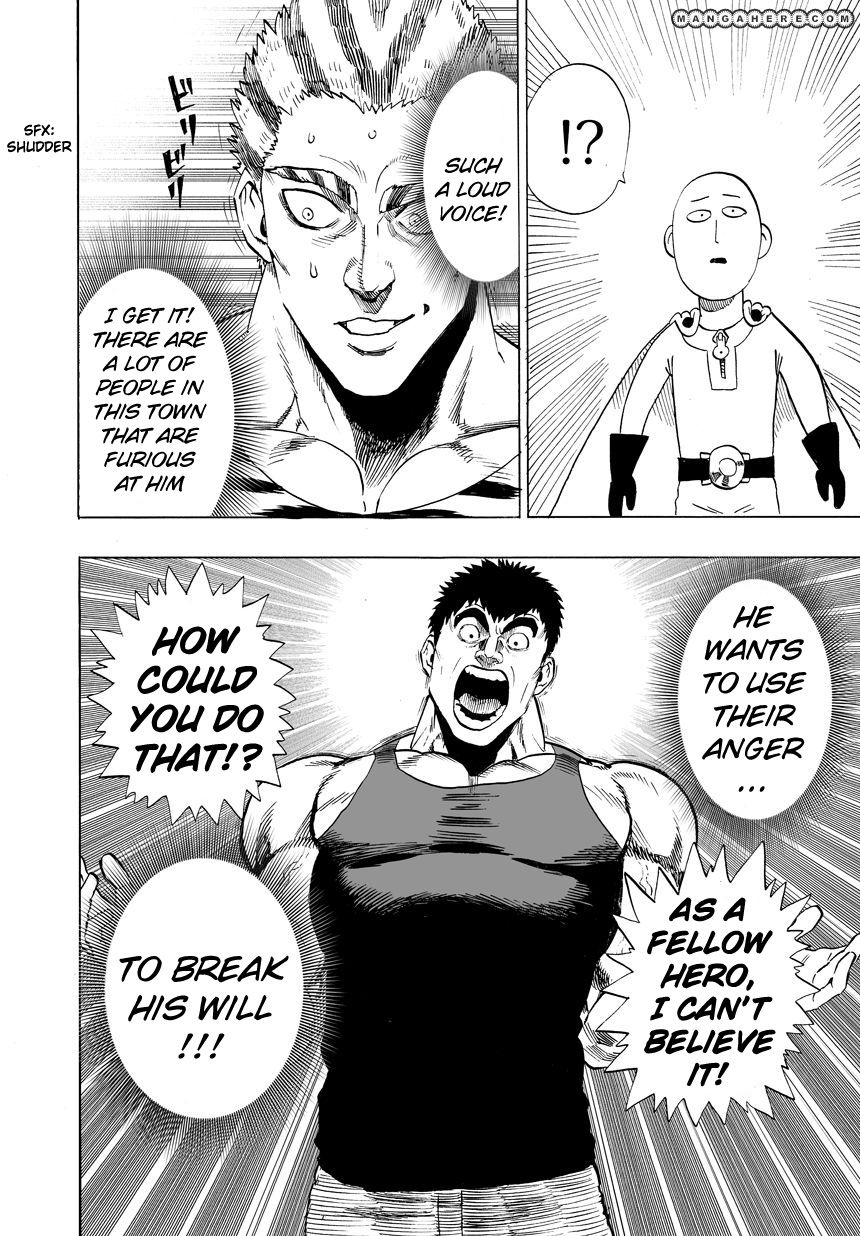 Onepunch-Man - Chapter 31