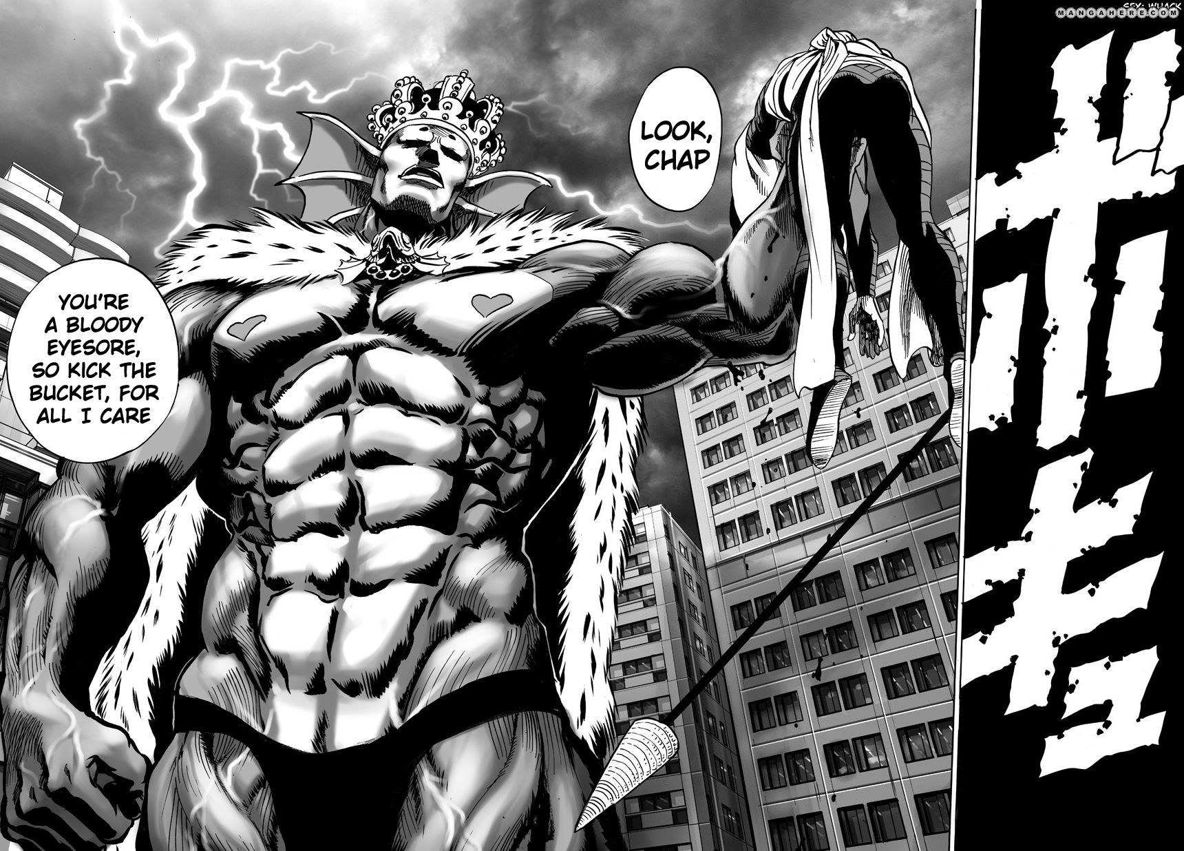 Onepunch-Man - Chapter 34