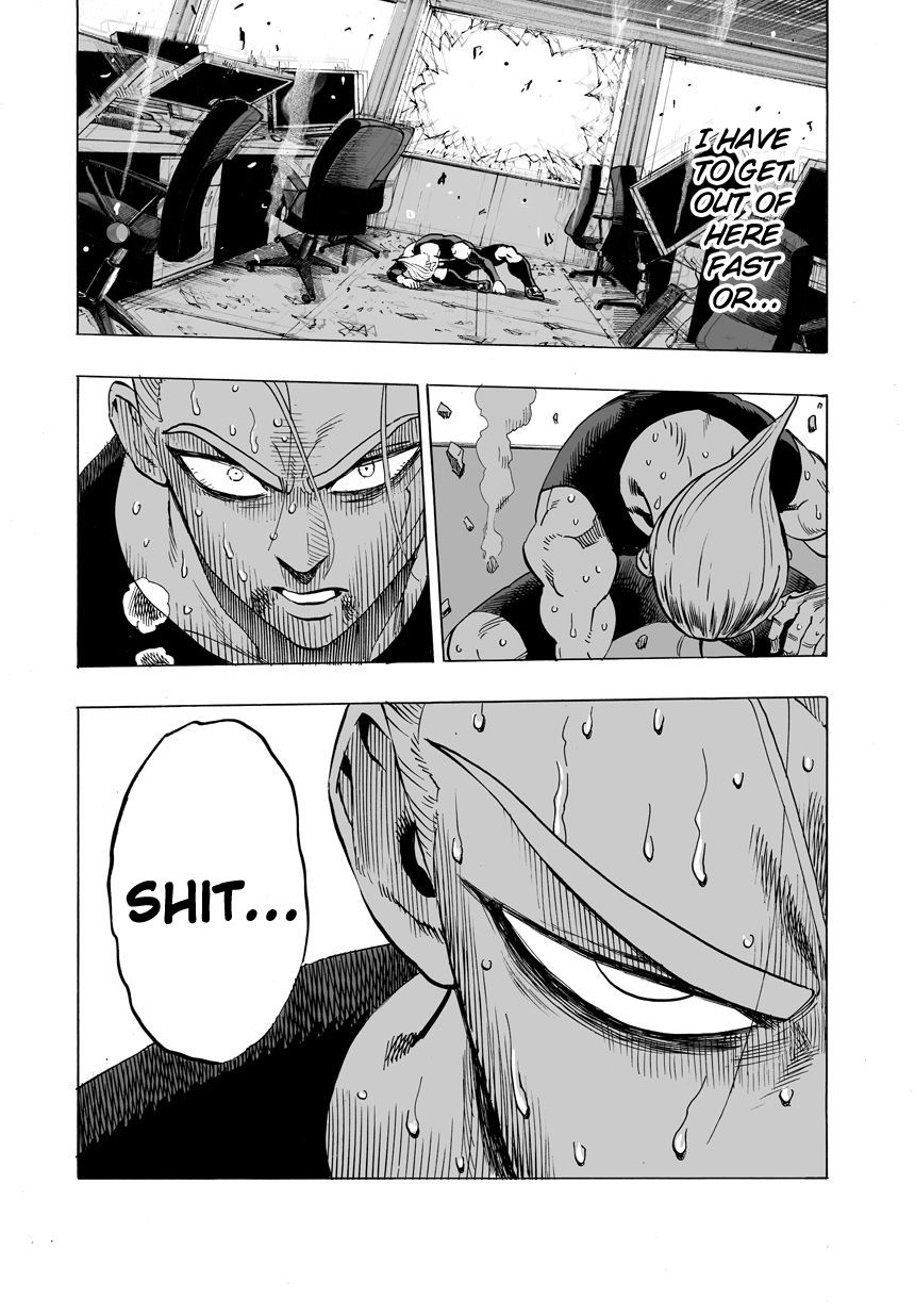 Onepunch-Man - Chapter 35