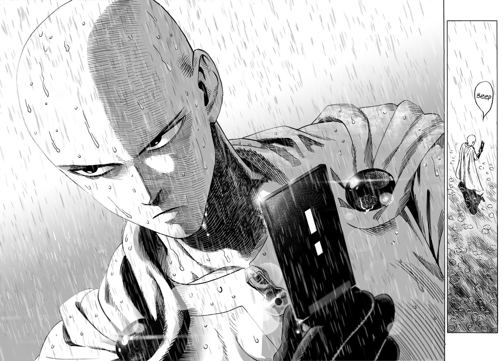 Onepunch-Man - Chapter 37