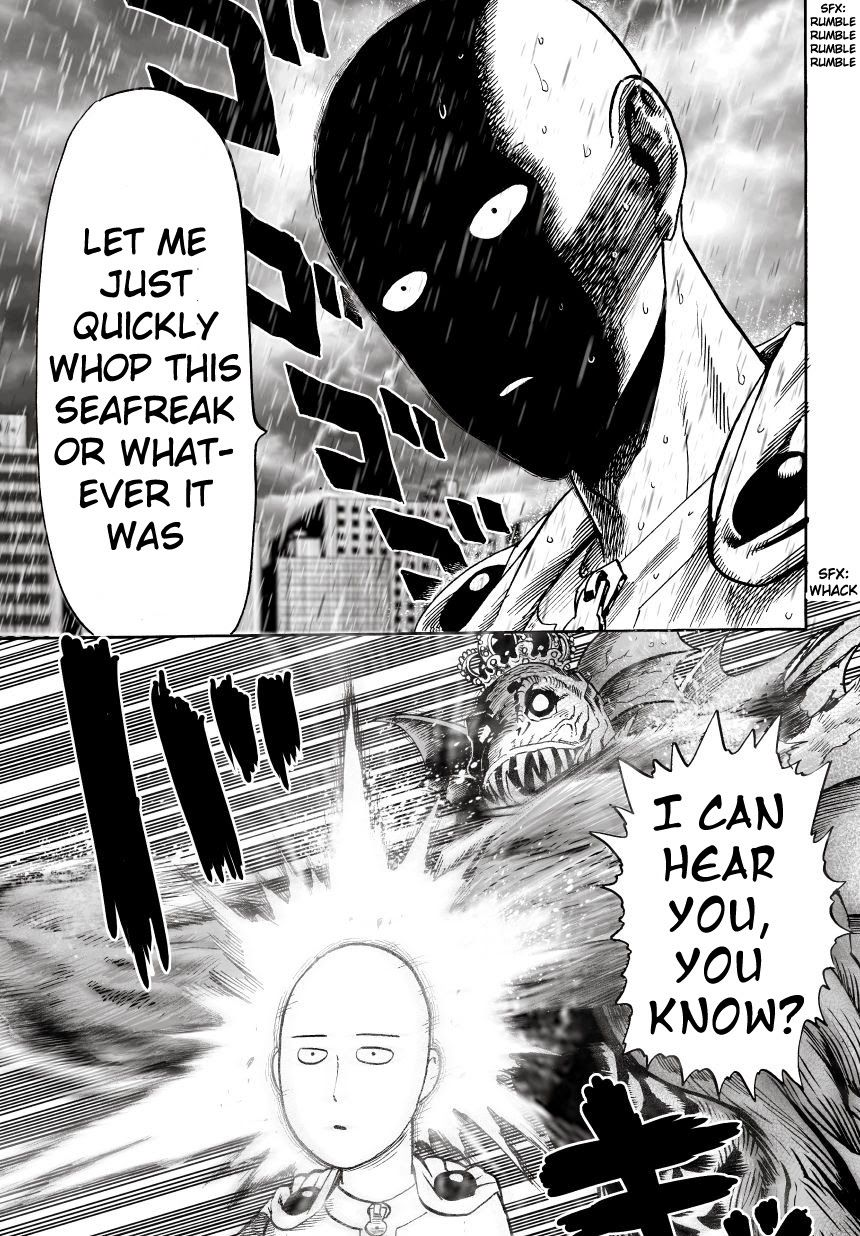 Onepunch-Man - Chapter 39