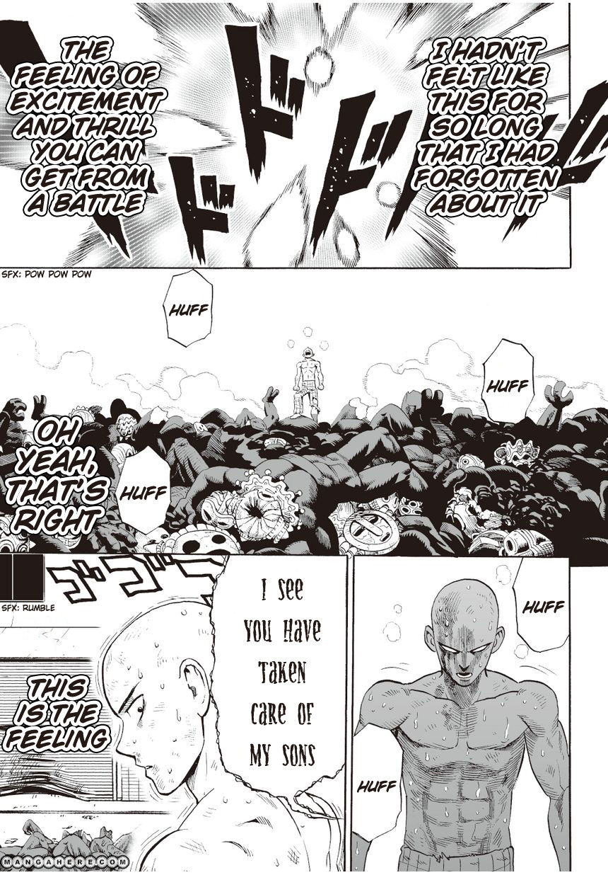 Onepunch-Man - Chapter 4