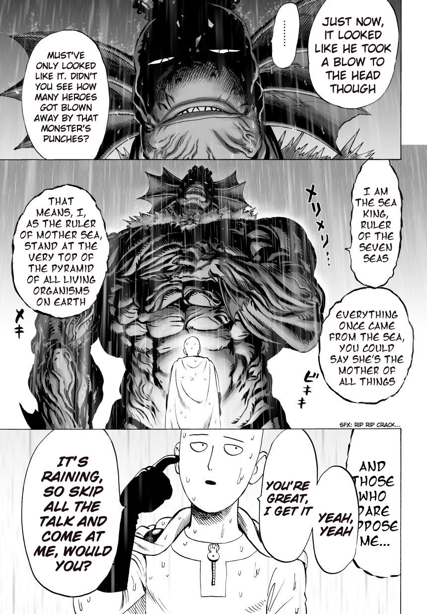Onepunch-Man - Chapter 41