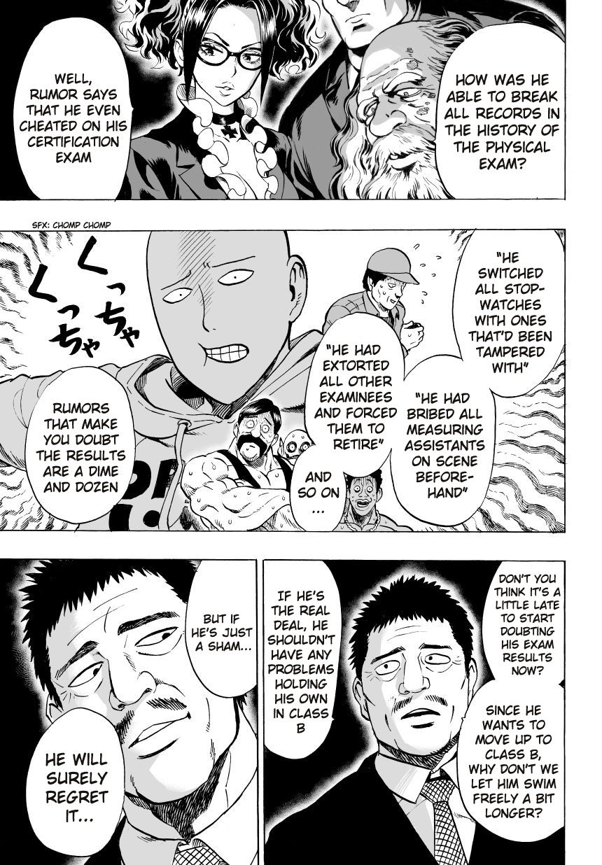 Onepunch-Man - Chapter 42