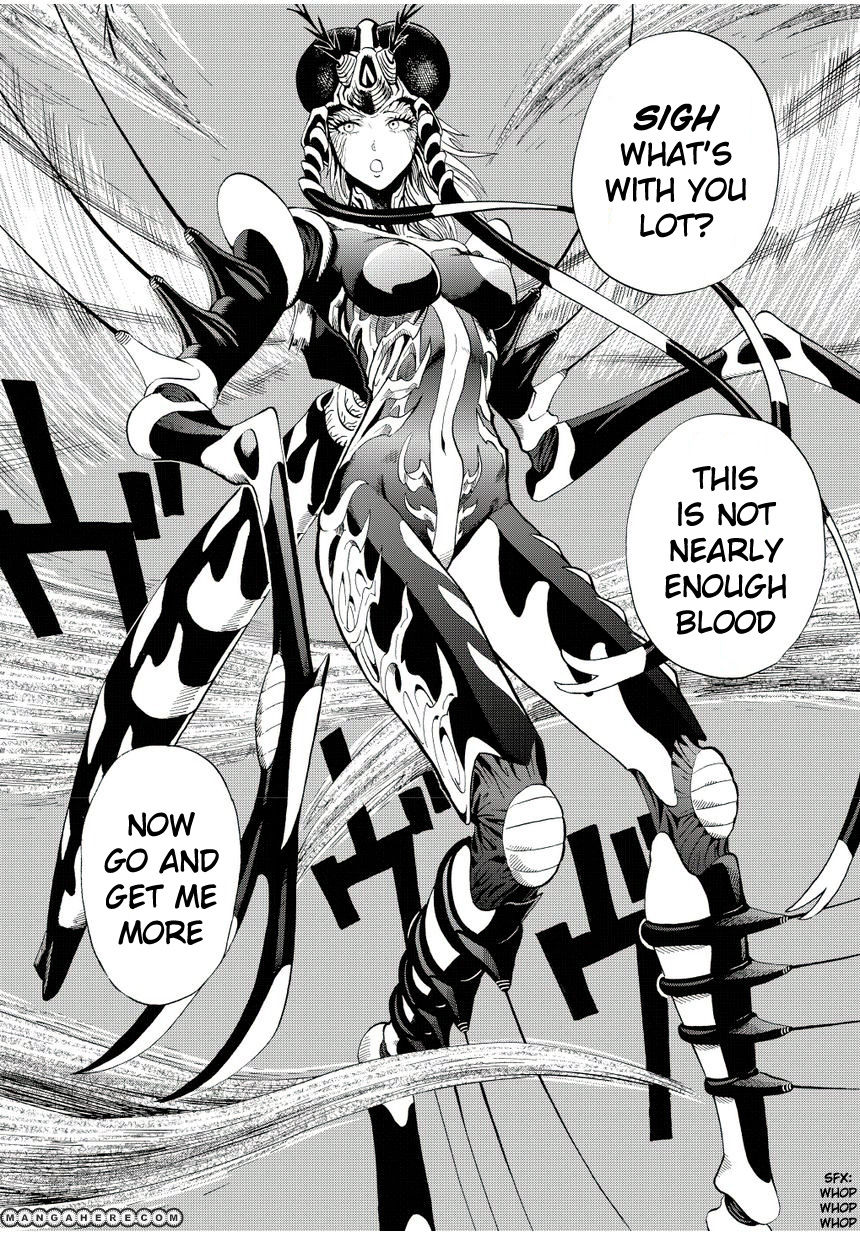 Onepunch-Man - Chapter 5