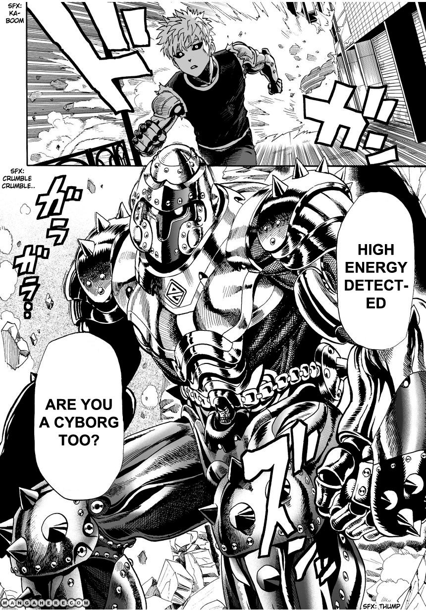 Onepunch-Man - Chapter 7