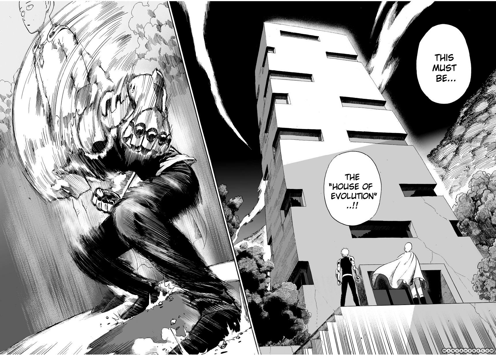 Onepunch-Man - Chapter 9
