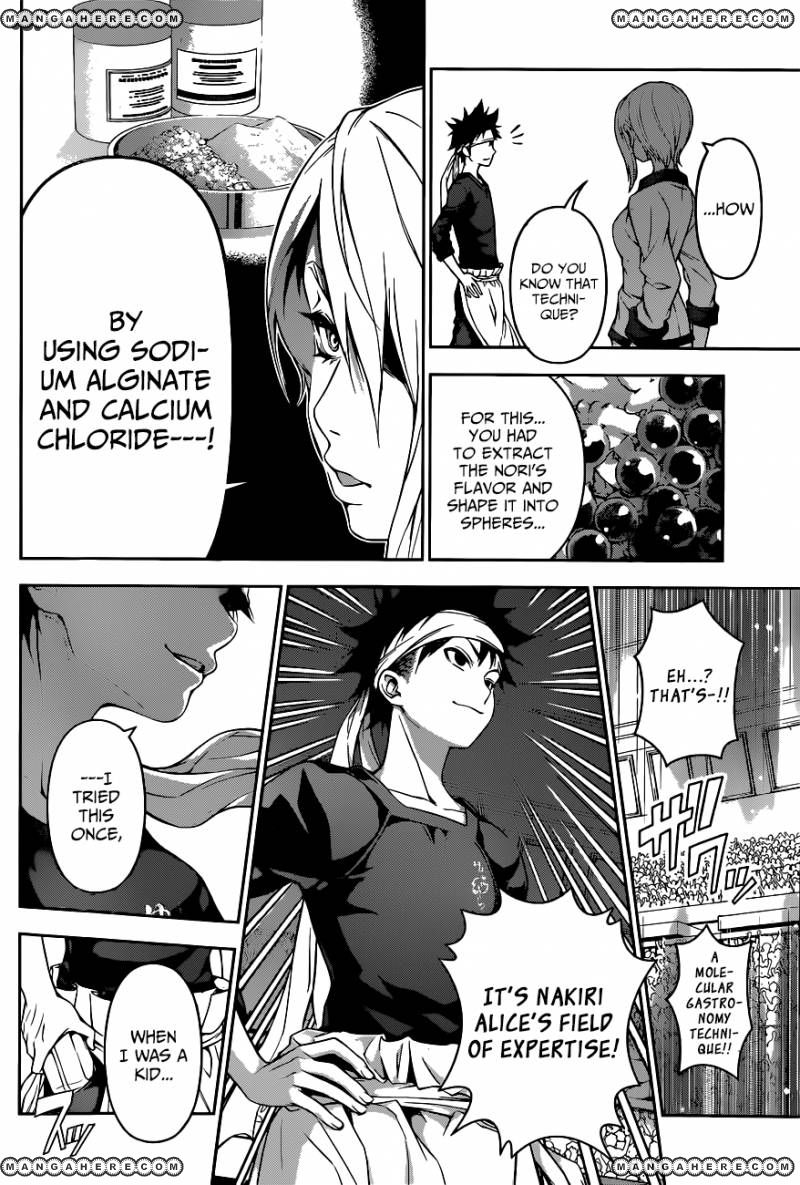 Shokugeki no Soma - Chapter 74