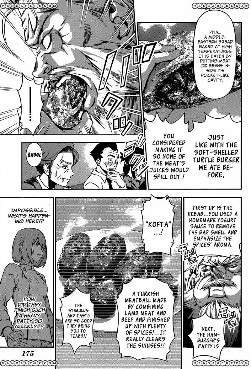 Shokugeki no Soma - Chapter 83