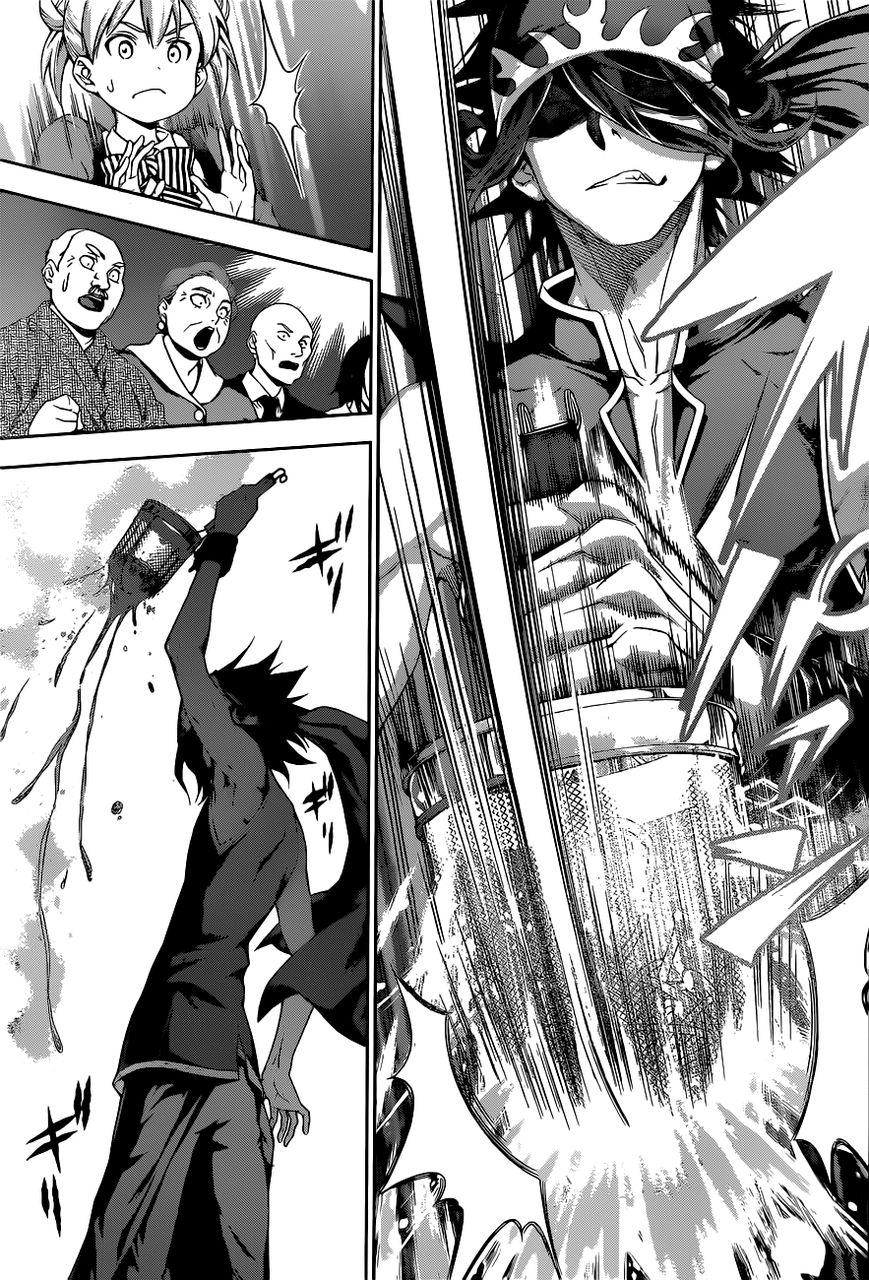 Shokugeki no Soma - Chapter 78