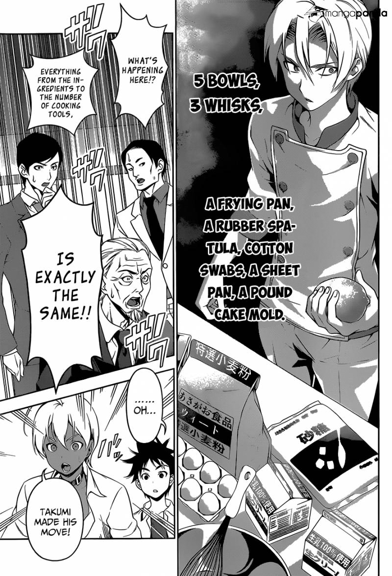 Shokugeki no Soma - Chapter 85