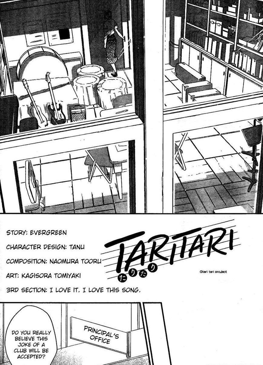 Tari Tari - Chapter 3
