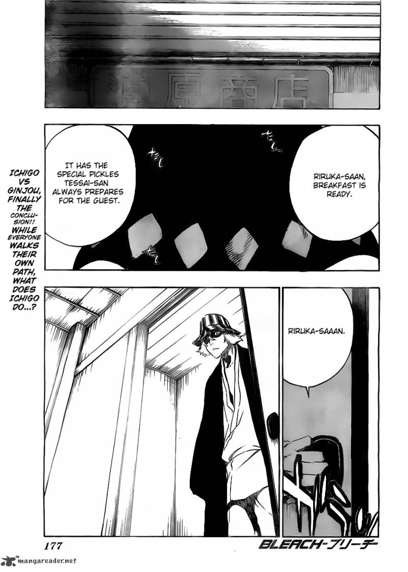 Bleach 479 Goodbye To Our Xcution!!